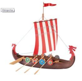 miniatur Viking skip